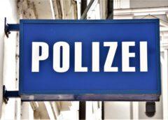 Polizei meldet: Einbruch in Getränkemarkt und Spedition